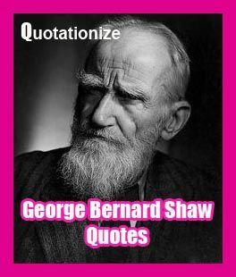 George Bernard Shaw Did Not Make Same Blunder