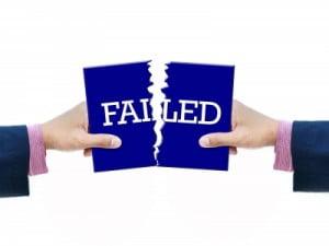 motivational messages on failure