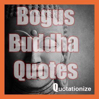 bogus buddha quotes