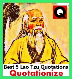best 5 lao tzu quotations